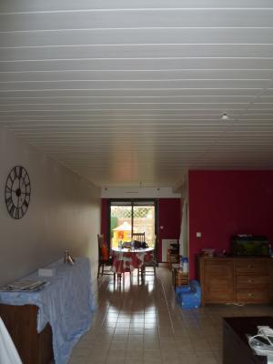 Philippe lutz services 35 rennes bricolage jardinage for Pose de lambris pvc au plafond video