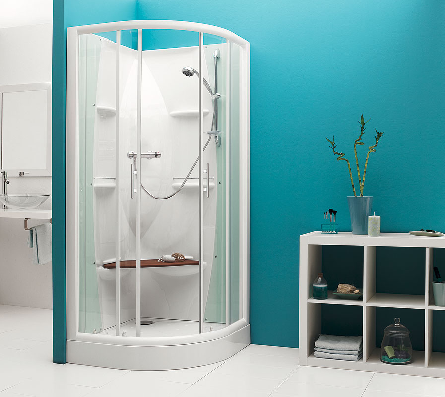 service domicile pose cabine de douche. Black Bedroom Furniture Sets. Home Design Ideas